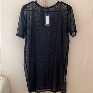 Nasty Gal Dresses - Mesh Dress